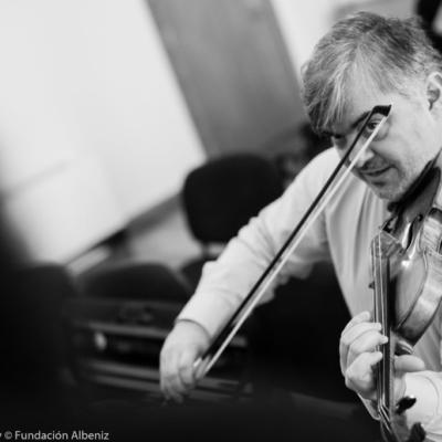 Igor Petrushevski - Violin Professor
