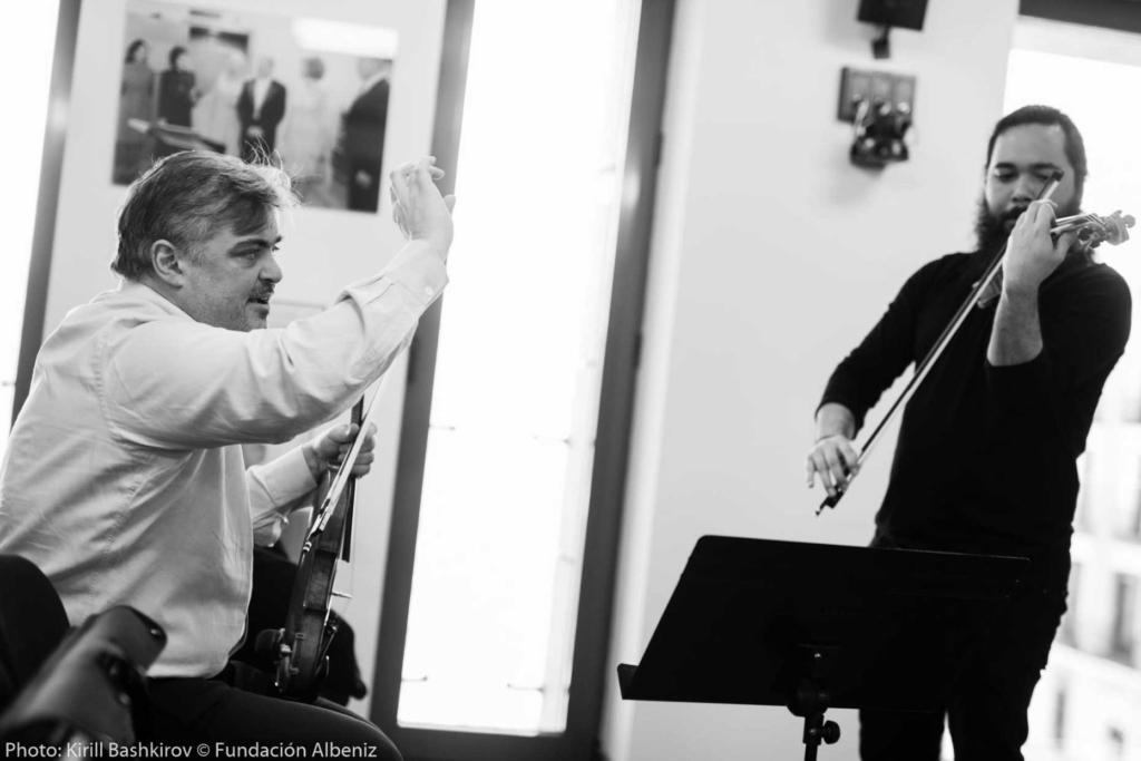 Igor Petrushevski - Making professional violinists