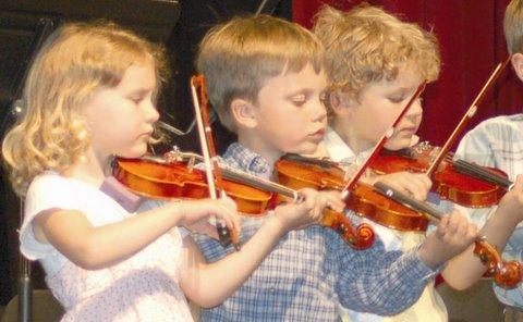 Igor Petrushevski - violin students
