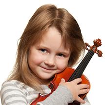 Igor Petrushevski - violin student
