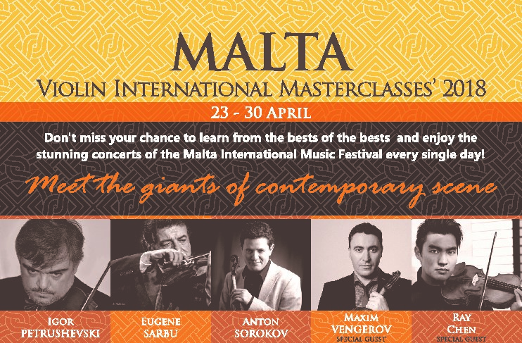 Masterclasses and career talks from 23rd of April | Igor Petrushevski
